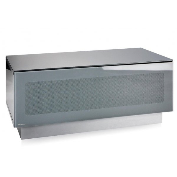 """Alphason Element Modular 850 Grey TV Cabinet for up to 37\"""" TVs"""