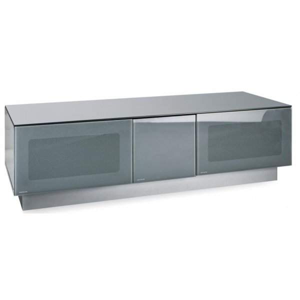 "Alphason Element Modular 1250 Grey TV Stand for up to 60"" TVs"