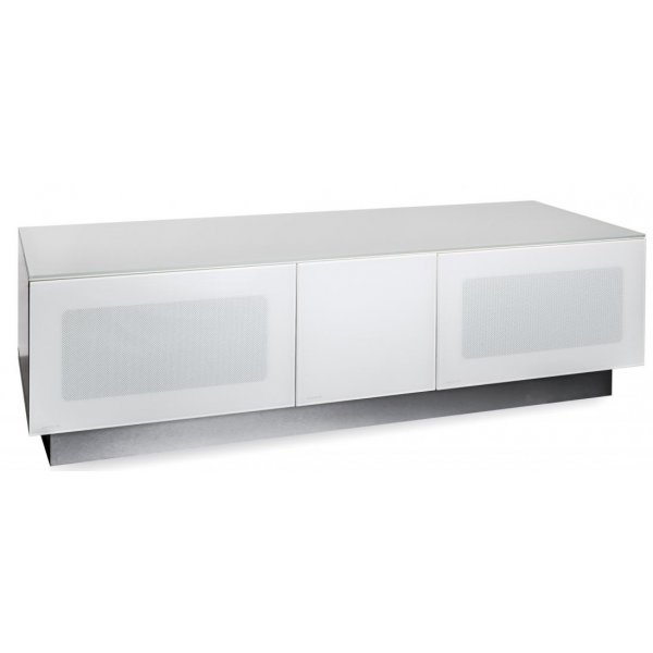 """Alphason Element Modular 1250 White TV Stand for up to 60\"""" TVs"""
