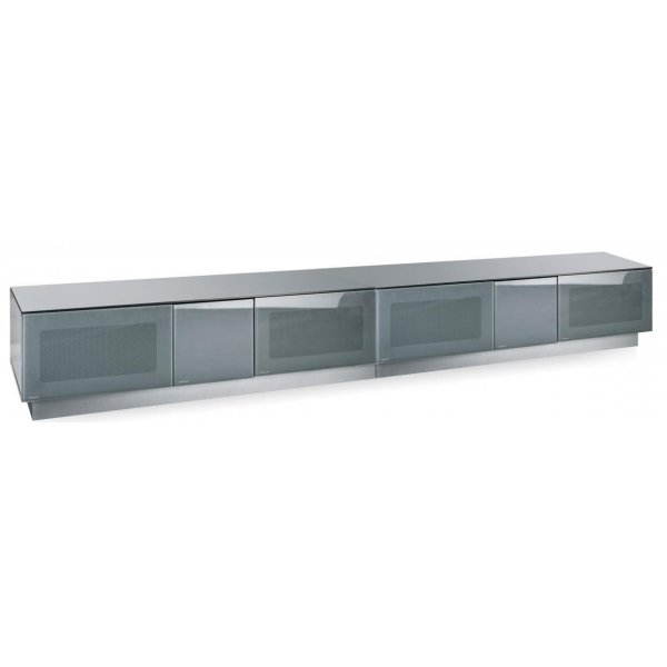 """Alphason Element Modular 2500 Grey TV Stand for up to 110\"""" TVs"""