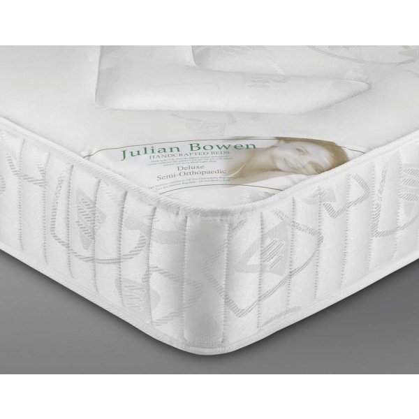 Julian Bowen Deluxe Semi Orthopaedic 150cm King Mattress