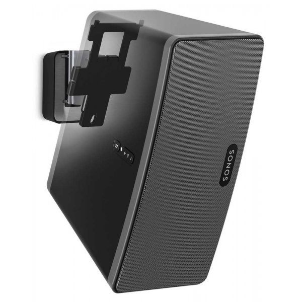 Sound 4203 Wall Bracket for Sonos Play:3 - Black
