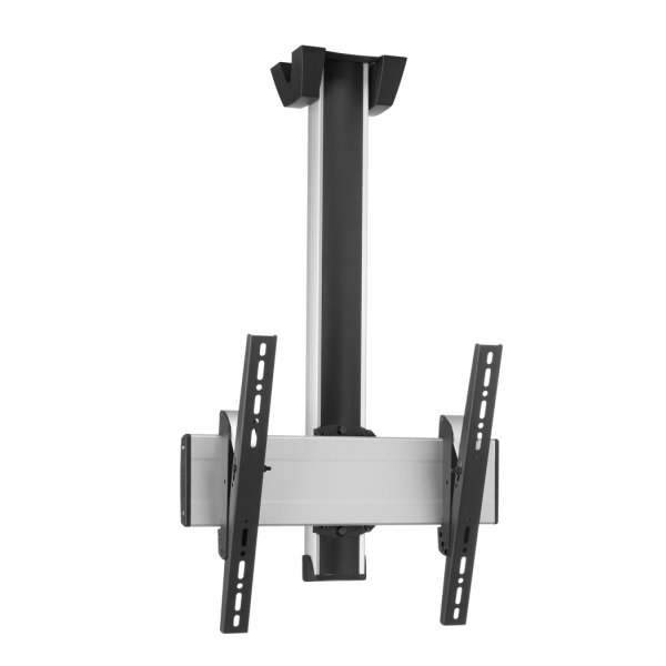 Vogels 150cm Medium Black & Silver Ceiling Mount
