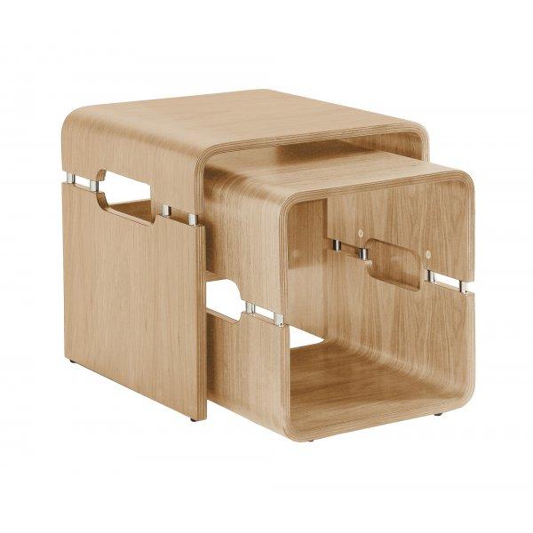 Jual Havana Nest of Tables - Oak