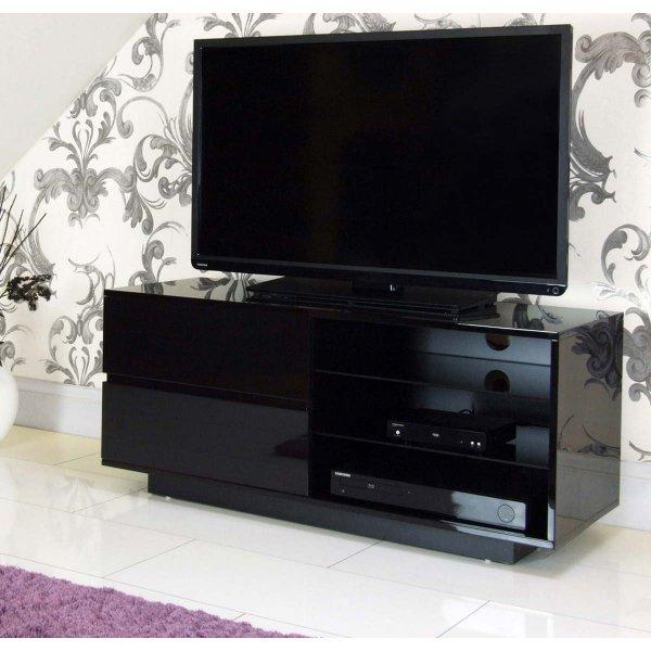 MDA Gallus Black TV Cabinet