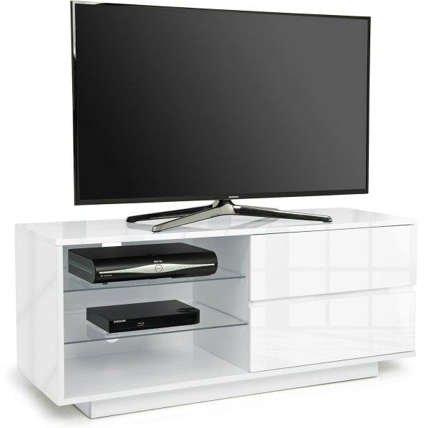 MDA Gallus White TV Cabinet