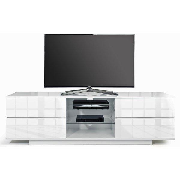MDA Avitus White TV Cabinet