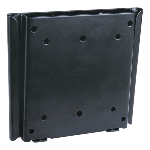 "UM110 Black Flat Fixed LCD Wall Mount Plate 10"" - 30\"" TVs"