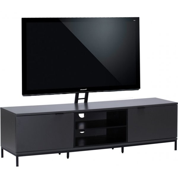 "Alphason Chaplin 1600 Cantilever Stand for TVs up to 65"" - Charcoal"