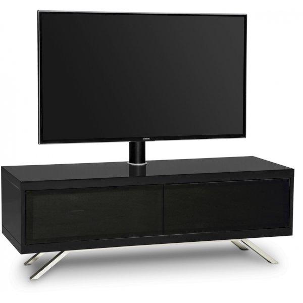 "MDA Designs Tucana Hybrid Cantilever TV Stand for upto 60\"" TVs - Black"