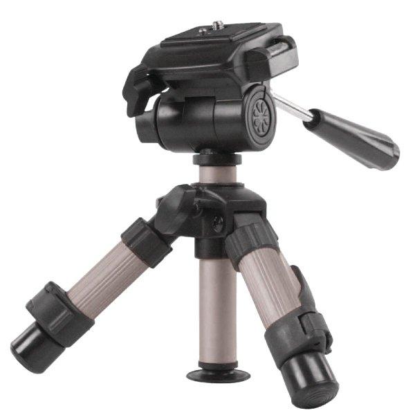 Konig KN-TRIPOD17N Camera Mini Tripod with Carry Case