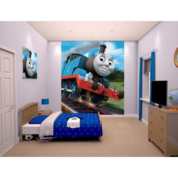 Walltastic Thomas the Tank Engine 8ft x 6ft 6� Mural