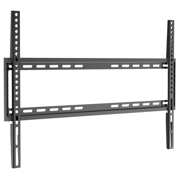 "Stealth Mounts Flat TV Bracket for up to 70"" TVs"