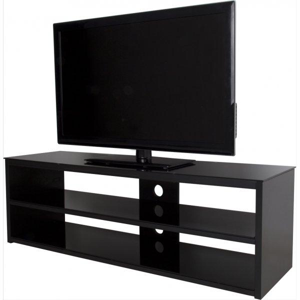 "AVF Muritz 1400 High Gloss TV Stand For TVs up to 70\"" - Black"