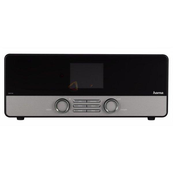 Hama DIR3100 Digital Radio DAB/Internet Radio/FM