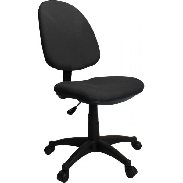 DSK Java 100 Black High Back Task Operator Chair