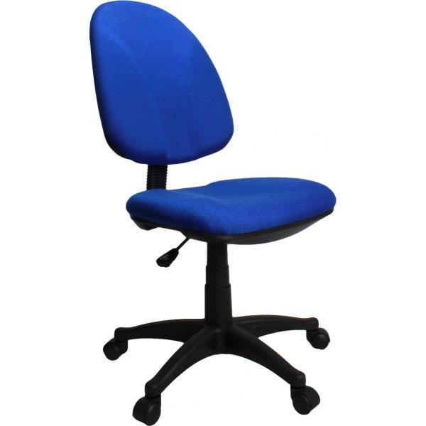 DSK Java 100 Blue High Back Task Operator Chair