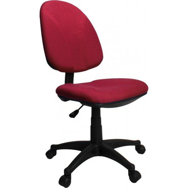 DSK Java 100 Red High Back Task Operator Chair