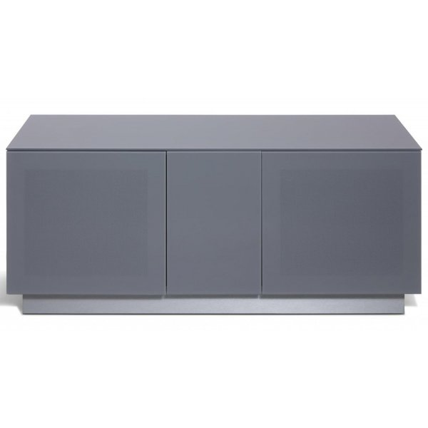 """Alphason Element EMT1250XL-GRY Grey TV Stand for up to 60\"""" TVs"""