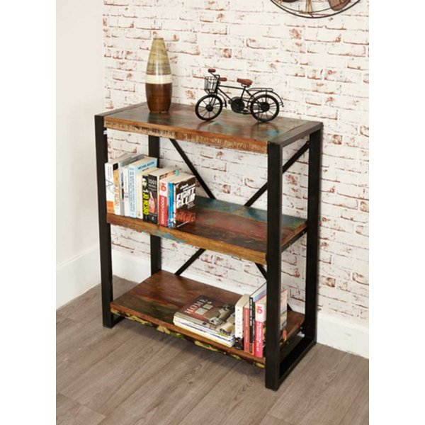 Baumhaus IRF01C Urban Chic Low Open Bookcase