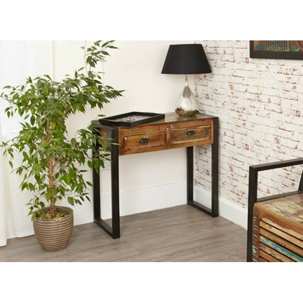 Baumhaus IRF02A Urban Chic Console Table