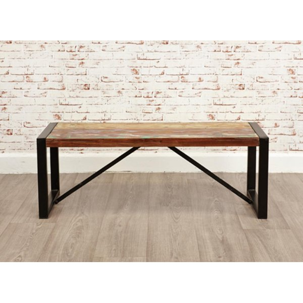 Baumhaus IRF03A Urban Chic Small Dining Bench