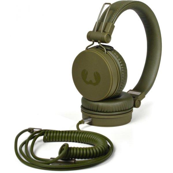 Fresh n Rebel Caps Wired Army Headphones