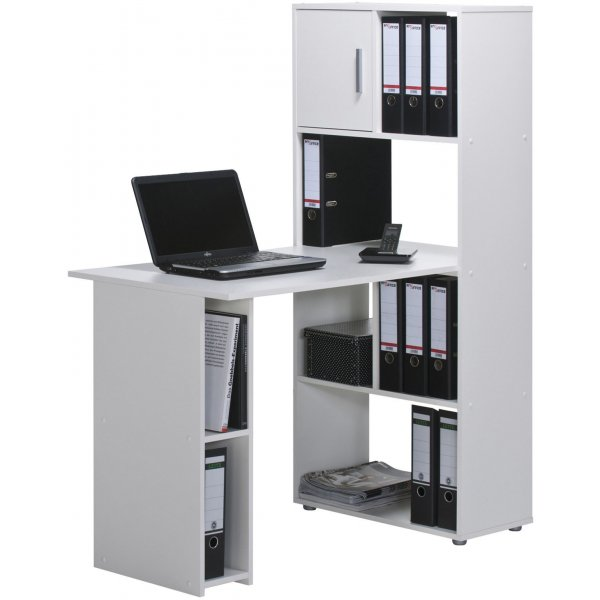 Maja 4012 White Mini Office