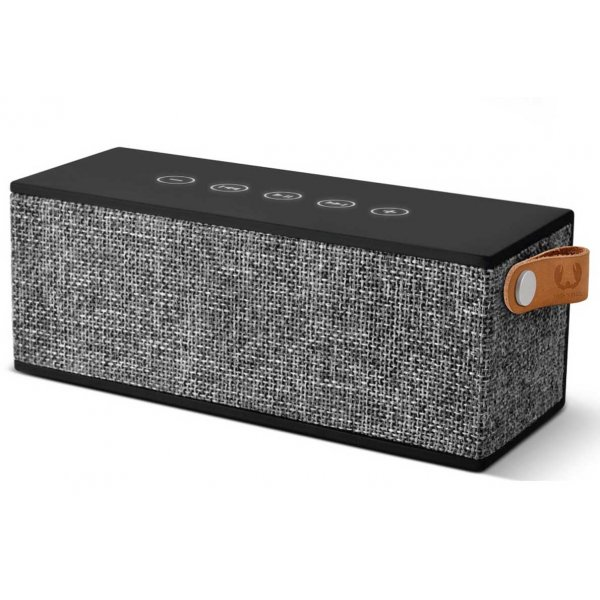 Fresh \'n\' Rebel Rockbox Brick Fabriq Concrete Bluetooth Speaker