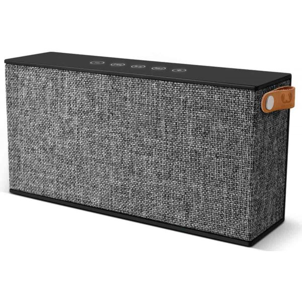 Fresh \'n\' Rebel Rockbox Chunk Fabriq Concrete Bluetooth Speaker