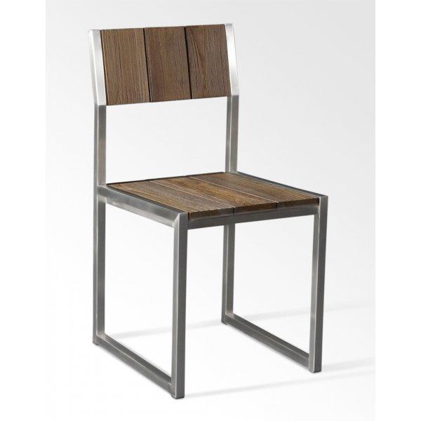 Ultimum Sterling Garden Chair - Weather Grey