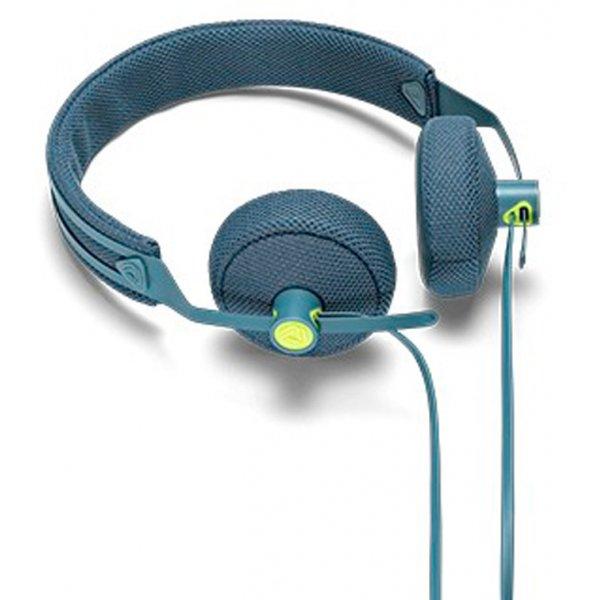 Coloud No8 On-Ear Blue Headphones