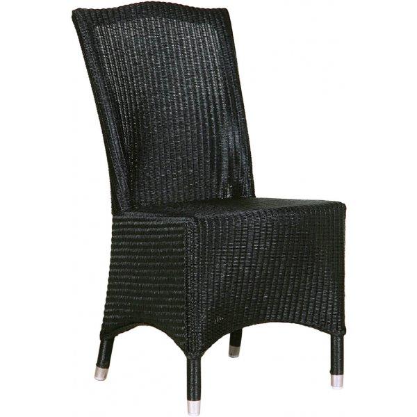 Ultimum Husk Loom Chair - Black