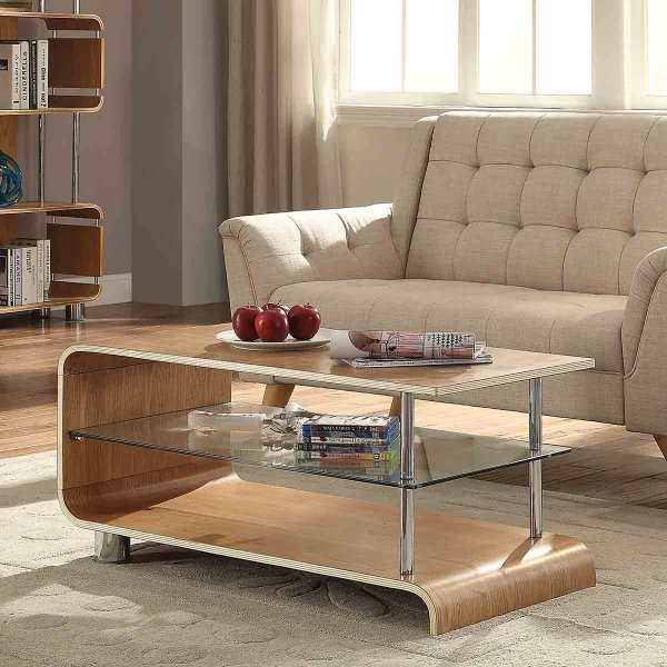 Jual Bali Ash Coffee Table