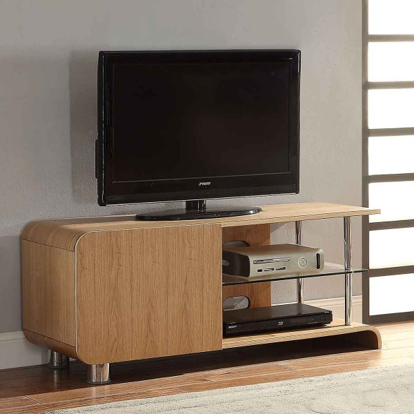 "Jual Bali Ash TV Stand for up to 55"" TVs"
