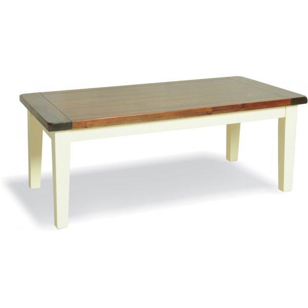 Ultimum Carma Wooden Coffee Table - Solid Acacia