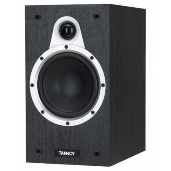 Tannoy Eclipse One Black Oak Bookshelf Speaker (Pair)