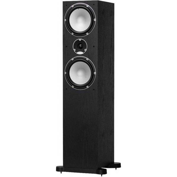 Tannoy Mercury 7.4 Black Oak Floorstanding Speakers (Pair)