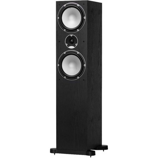 Tannoy Mercury 7.4 Black Oak Floorstanding Speakers (Pair)