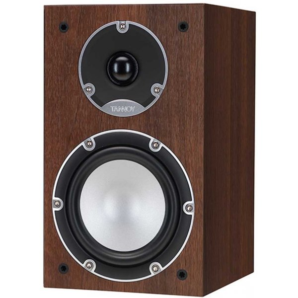 Tannoy Mercury 7.2 Walnut Bookshelf Speaker (Pair)