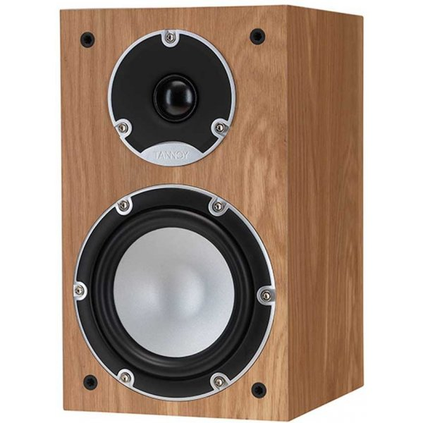 Tannoy Mercury 7.2 Light Oak Bookshelf Speaker (Pair)