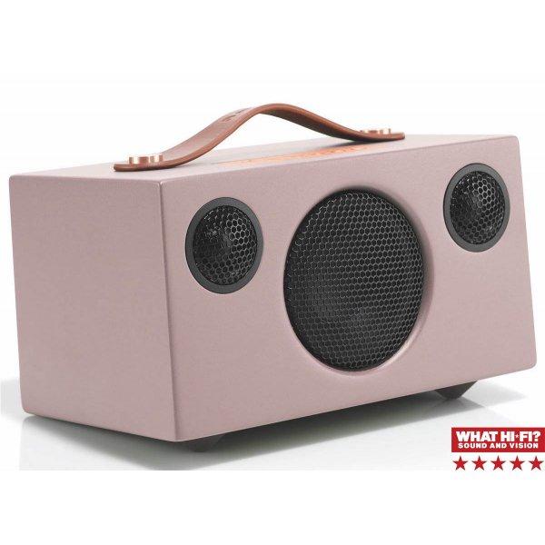 Audio Pro Addon T3 Wireless Bluetooth Stereo Speaker Pink