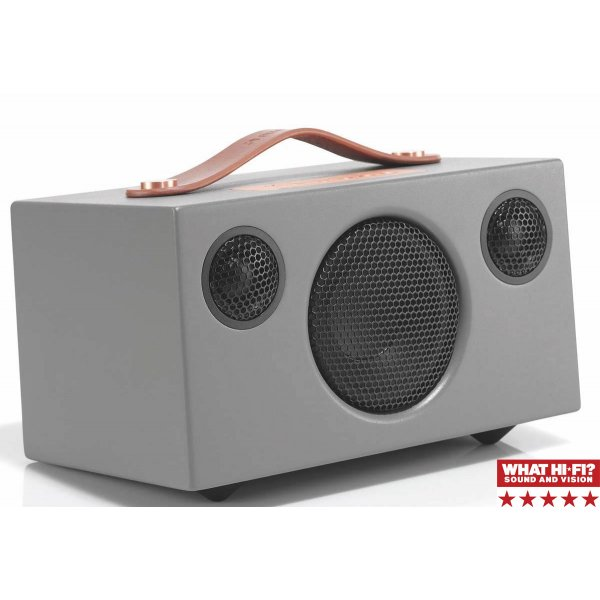 Audio Pro Addon T3 Wireless Bluetooth Stereo Speaker Grey