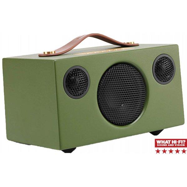 Audio Pro Addon T3 Wireless Bluetooth Stereo Speaker Green