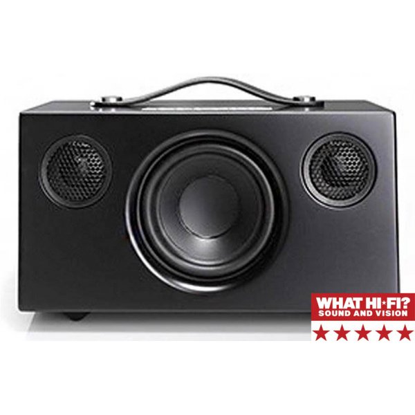Audio Pro Addon T5 Wireless Bluetooth Stereo Speaker Black