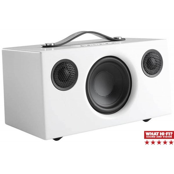 Audio Pro Addon T5 Wireless Bluetooth Stereo Speaker White