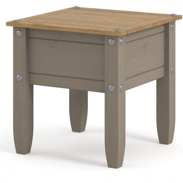 Core Products Corona Grey Lamp Table