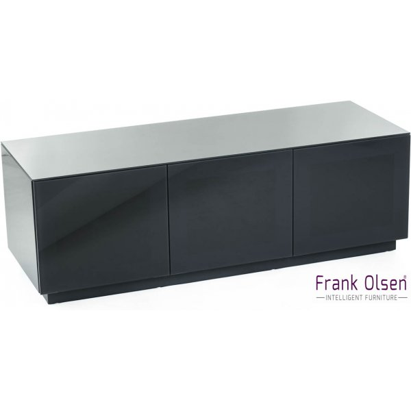 "Frank Olsen Chic CHIC140GRY Grey TV Stand for up to 60"" TVs"