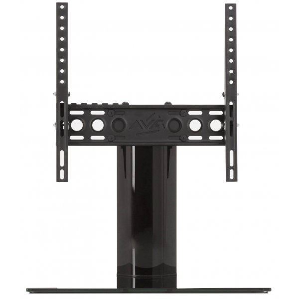 AVF B401BB Tilt Table Top TV Stand For Up To 55""