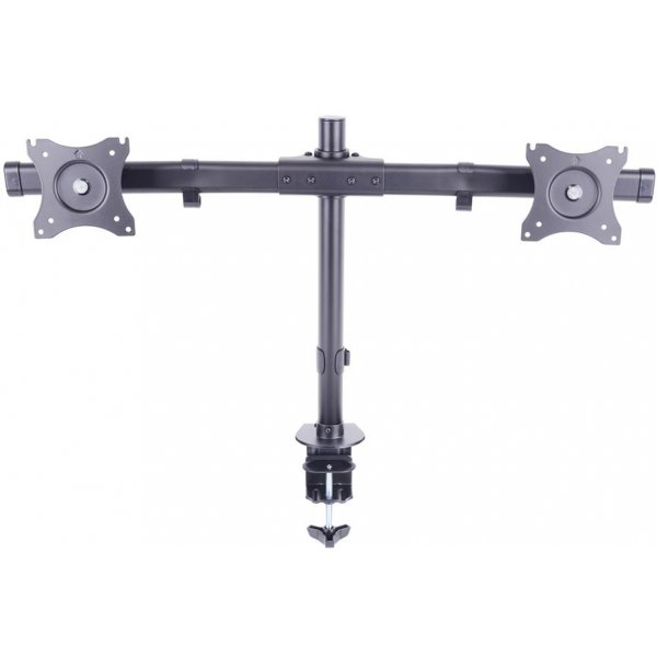 """Multibrackets 3309 Dual Deskmount for up to 27\"""" Monitors"""